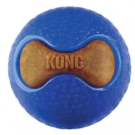 Kong marathon ball pelota juguete y bocado masticables
