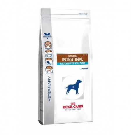 Royal canin canine gastrointestinal moderate calorie