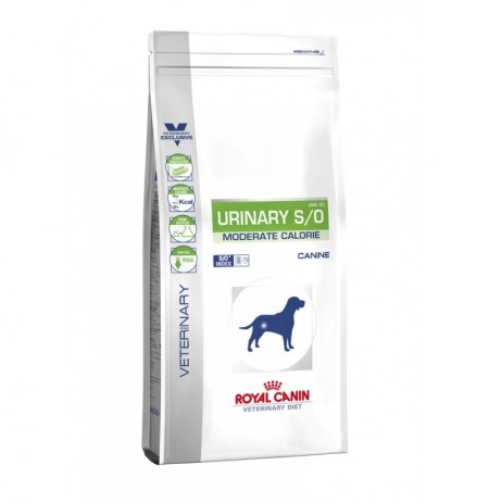 Royal canin canine urinary moderate calorie