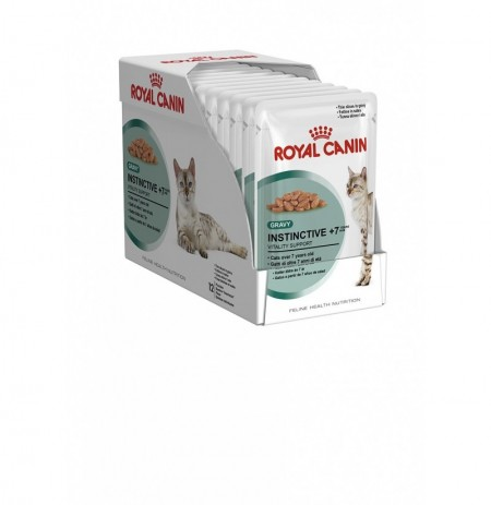Royal canin instinctive +7 sobre