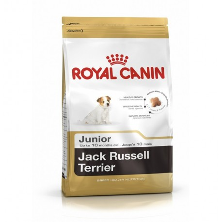 Royal canin jack russell terrier junior