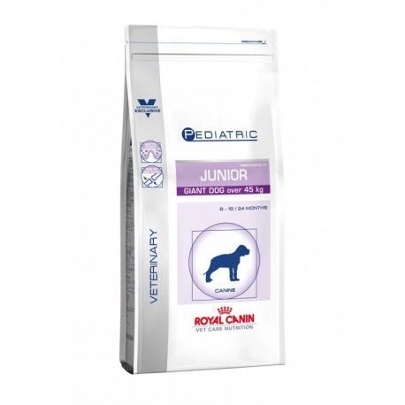 Royal canin junior giant dog