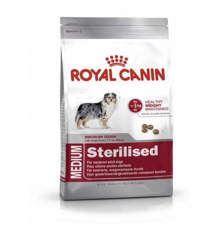 Royal canin medium esterilizado (sterilised)