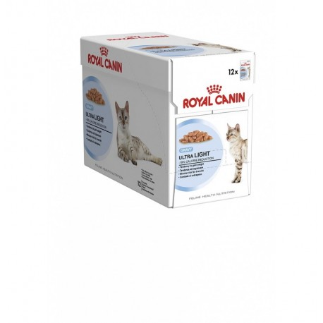 Royal canin ultra ligero (ultra light sobre gelatina)