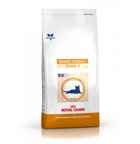 Royal canin vet cat senior consult stage 2