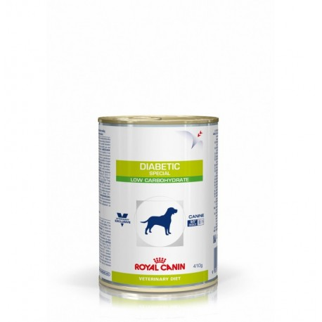 Royal canin wet canine diabetic low carbohydate