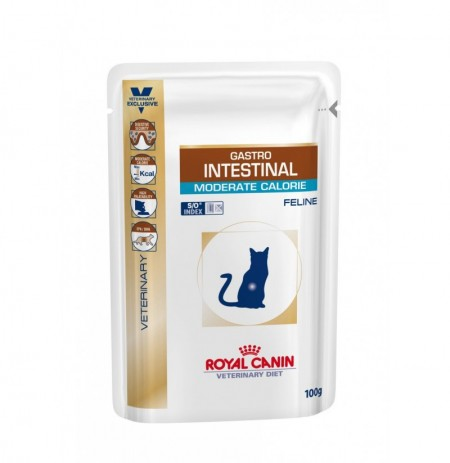 Royal canin wet feline gi moderate calorie sobre