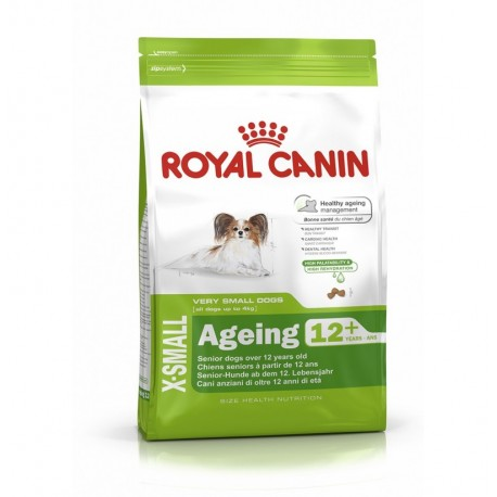 Royal canin x-small envejecimiento +12 (ageing+12)