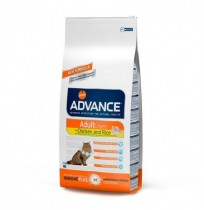 Advance adult cat chicken & rice (pollo y arroz)