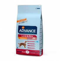 Advance all breeds adult lamb & rice (cordero y arroz)