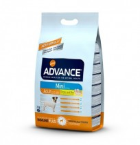 Advance mini adult chicken & rice (pollo y arroz)