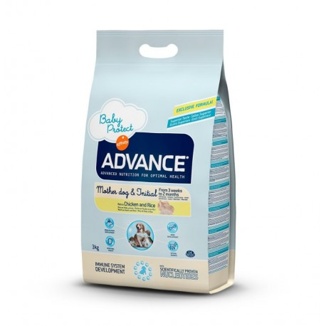 Advance puppy baby protect initial cachorros-madres