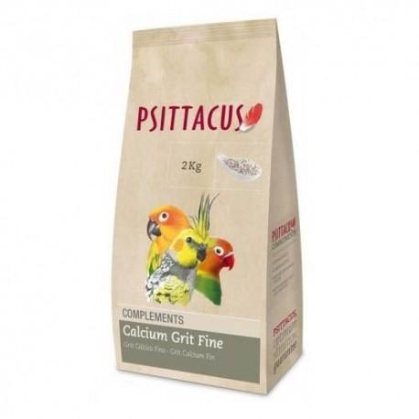 Psittacus calcium grit fine