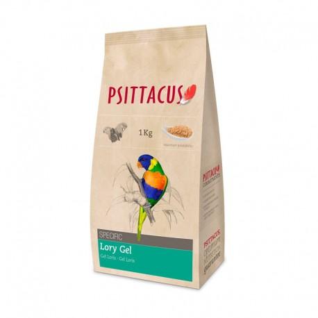 Psittacus gel loris