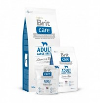 Brit care adult large breed (cordero y arroz)