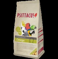 Psittacus pienso omega