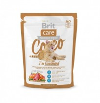 Brit care cat cocco i'm gourmand (gato goloso)