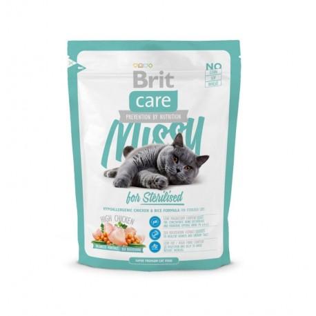 Brit care cat missy for sterilised (gato esterilizado)