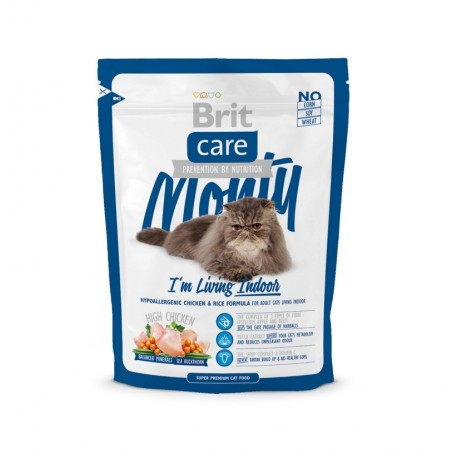 Brit care cat monty i'm living indoor (gatos de interior)