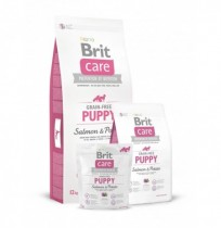 Brit care grain free puppy (salmón y patata)
