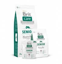 Brit care senior all breed (cordero y arroz)