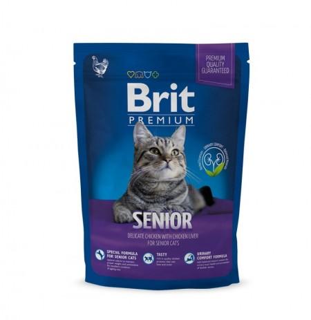Brit premium cat senior (gatos mayores)