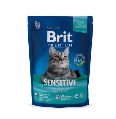 Brit premium cat sensitive (estómagos sensibles)