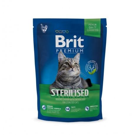 Brit premium cat sterilised (gato esterilizizado)