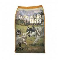 Taste of the wild high prairie puppy dog (bisonte, cordero y ciervo)