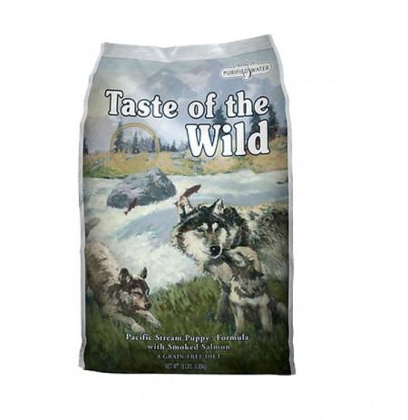 Taste of the wild pacific stream puppy dog (salmón)