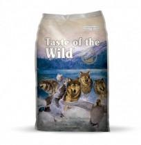 Taste of the wild wetlands dog (pato, pavo, pollo y codorniz)