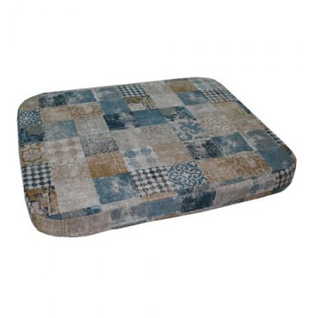 Yagu colchón fibra mosaico