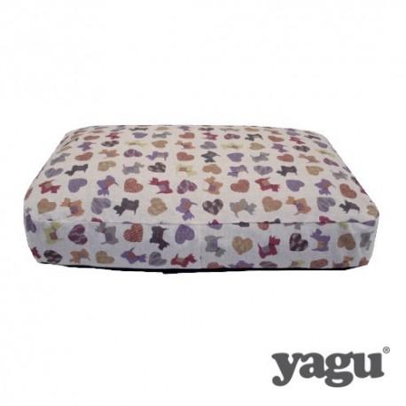 Yagu colchón happy doggy