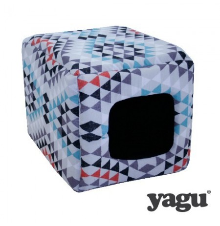 Yagu cubo espuma vértice
