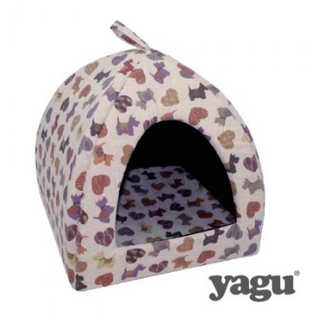 Yagu igloo espuma doggy