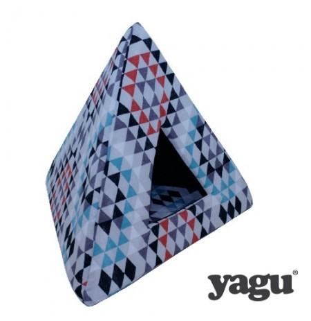 Yagu pirámide espuma vértice