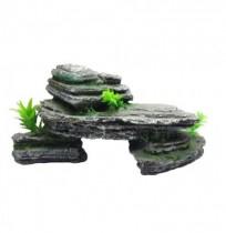 Duvo roca decoración acuario n52
