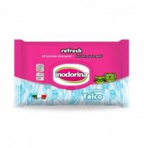 Inodorina refresh toallitas talco