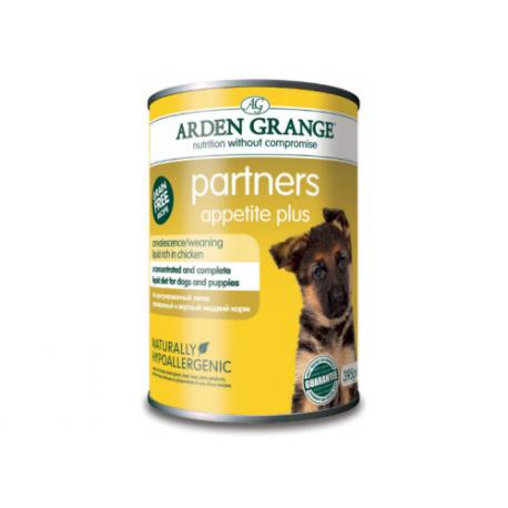 Arden grange partners apetito plus (appitite plus) humedo