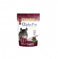 Cunipic alpha pro chinchilla (grain free)