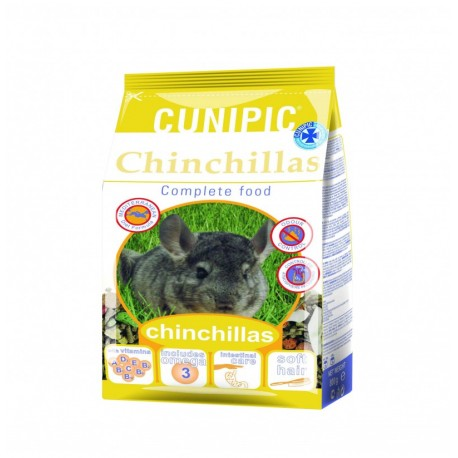 Cunipic pienso chinchilla