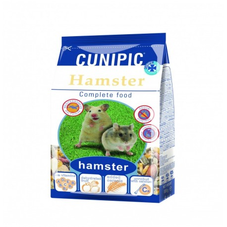 Cunipic pienso hamster