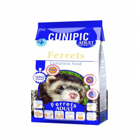 Cunipic pienso huron adult