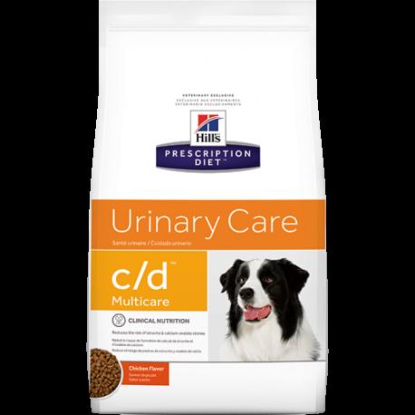 Hill's prescription diet canine c/d multicare