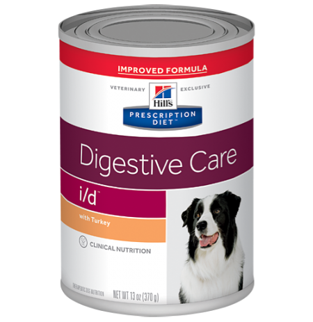 Hill's prescription diet canine i/d con pavo (lata)
