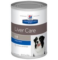 Hill's prescription diet canine l/d liver care (lata)