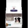 Hill's prescription diet canine l/d liver care sabor cerdo