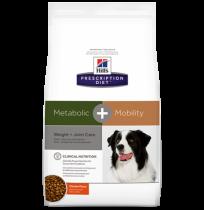 Hill's prescription diet canine metabolic + mobility sabor pollo