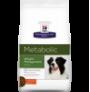 Hill's prescription diet canine metabolic sabor pollo