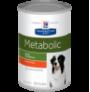 Hill's prescription diet canine metabolic sabor pollo (lata)
